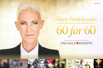 Marie Fredriksson 60 for 60